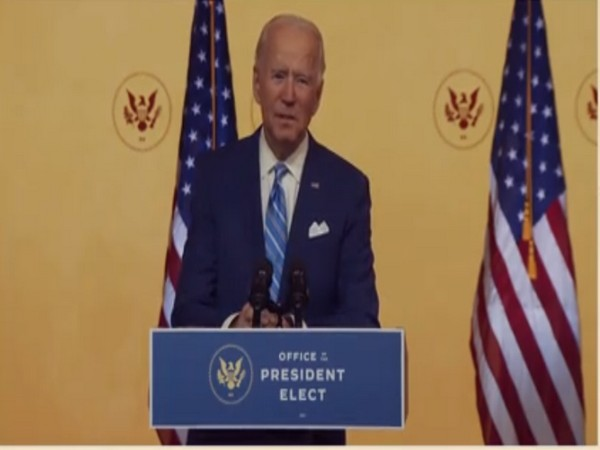 US on track to begin immunisation against COVID-19 by late December-early January: Biden