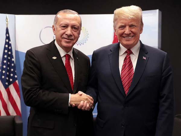 Erdogan: Trump Is Right on Syria. Turkey Can Get the Job Done