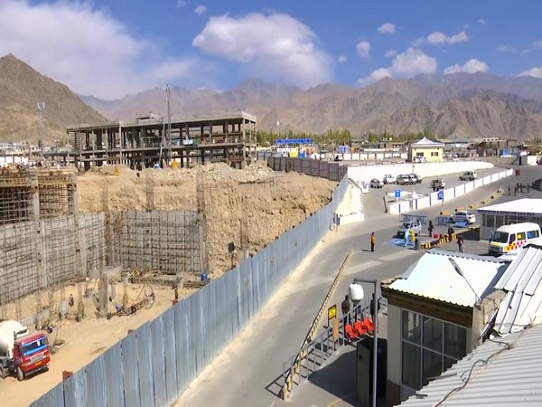 Leh airport to expand passenger handling capacity fourfold amid rising tourist footfall