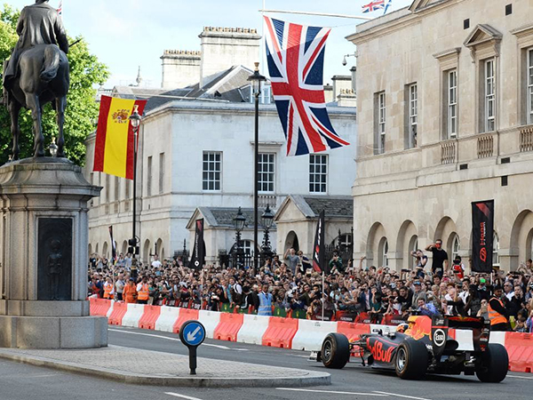 F1 exploring options for a London grand prix, says Ross Brawn