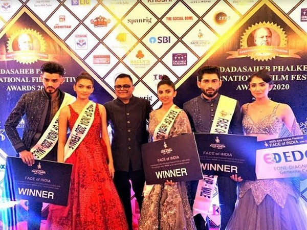 India's leading model talent hunt crowns the next 'Face Of India' at the prestigious Dadasaheb Phalke International Film Festival Awards