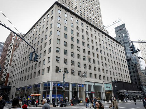 No more BMWs or Mercs on Fifth Avenue?