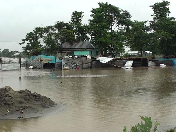 5 Sunamganj upazilas flooded