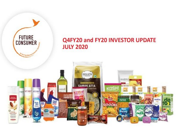 Future Consumer records consolidated net loss of Rs 175 crore in Q4