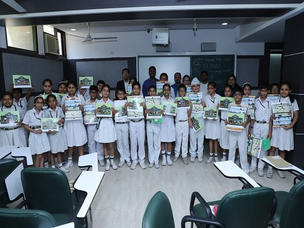 GIA India organised a GemKids programme in New Delhi