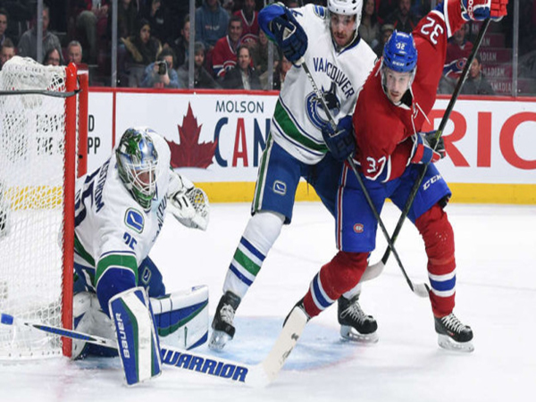 Liveblog: Canadiens 1 - Vancouver 0 after one