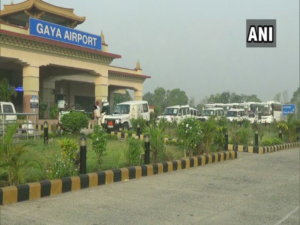 Visual of Gaya Airport, Bihar (File pic)