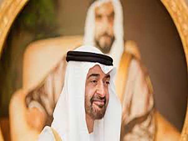Mohammad Bin Zayed meets German FM Maas