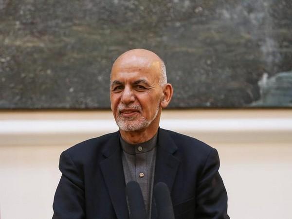 Afghanistan president Ashraf Ghani (File pic)