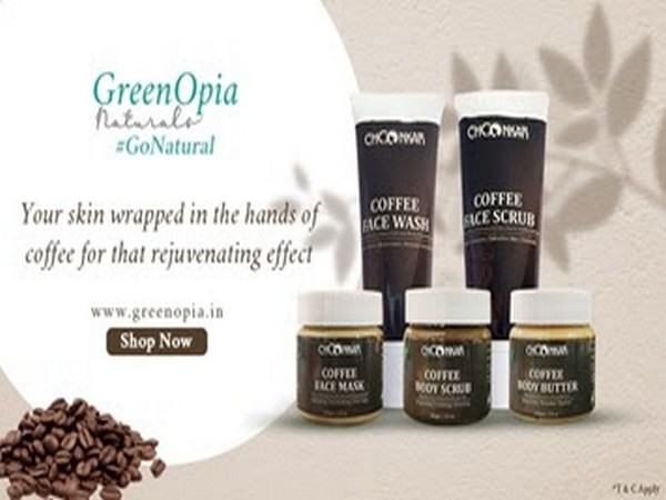 GreenOpia Naturals vegan skincare helps to revitalize and rejuvenate the skin