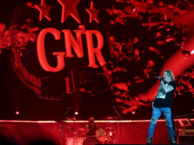 Guns N' Roses sues Colorado brewery for alleged trademark infringement