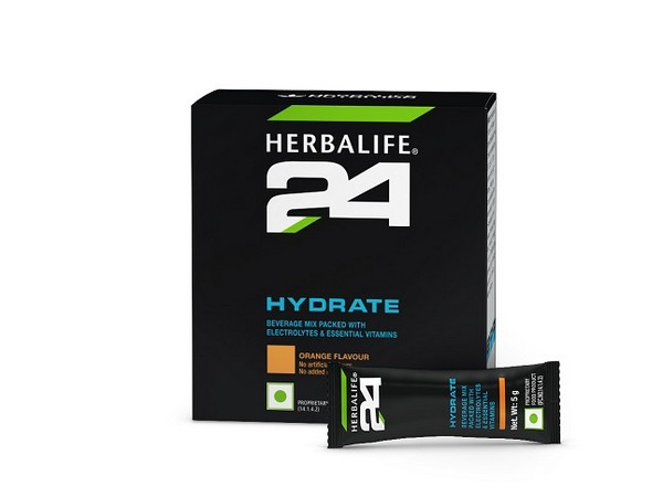Herbalife Nutrition celebrates 20 years of success in India with unveiling of H24