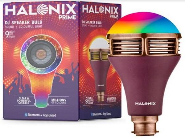 Halonix launches DJ Speaker bulb