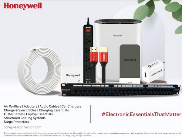 Secure Connection announces major expansion for its Honeywell product range of electronic essentials