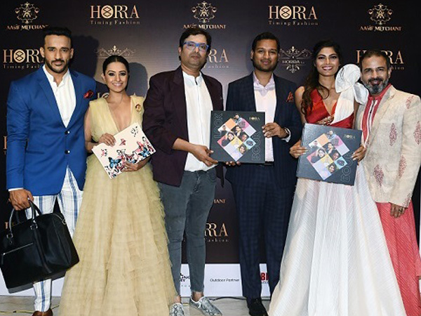 Update your style quotient with Horra's Autumn-Winter collection