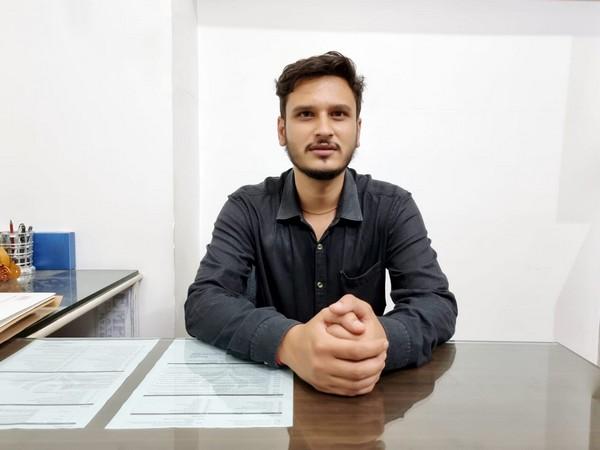 ICDMA founder Dheeraj Kumar