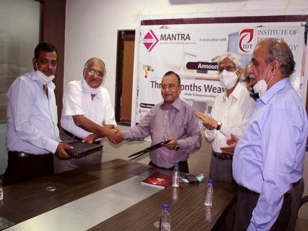 Mantra and IDT join hands to launch Weavers' Training Program