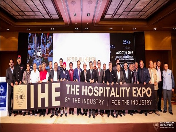 India International Hospitality Expo 2019 to attract 25,000 visitors