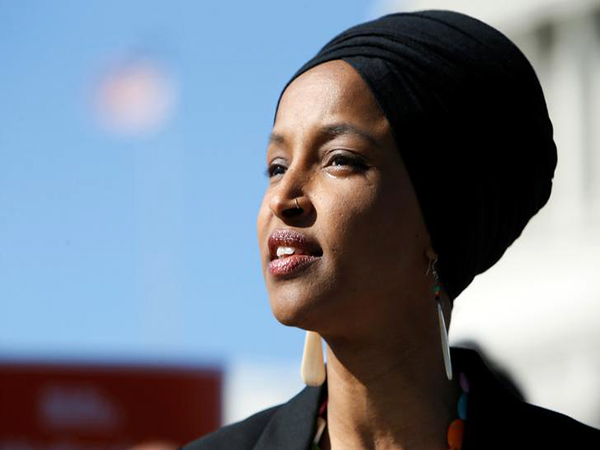 Rep. Ilhan Omar fires back at VP Pence for saying she 'doesn't know what she's talking about' amid Venezuela remarks