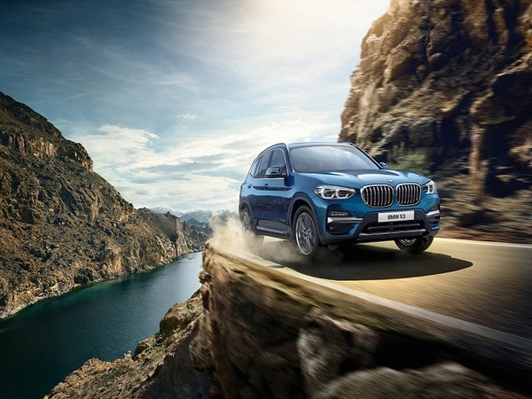 On a Mission: The new BMW X3 xDrive30i SportX launched in India