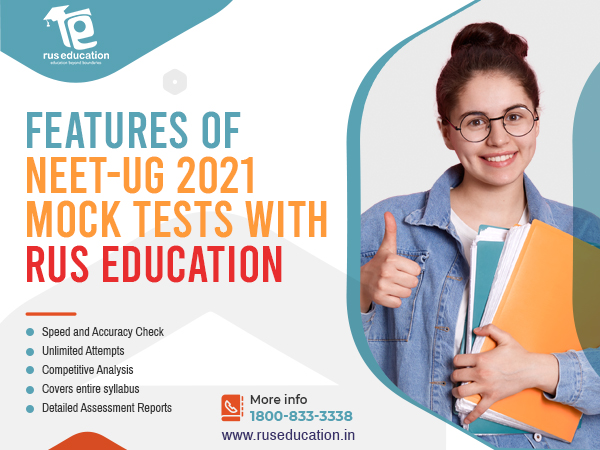 Thousands of aspirants have participated in the mock tests by Rus Education to check out their level of preparation at a national level