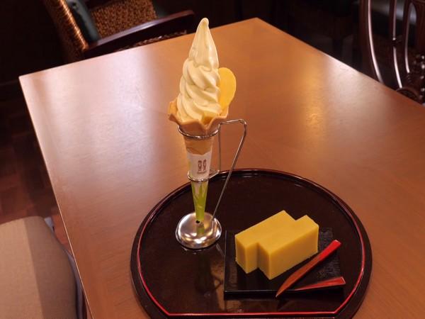 Nissei introduces soft serve ice cream in Japan