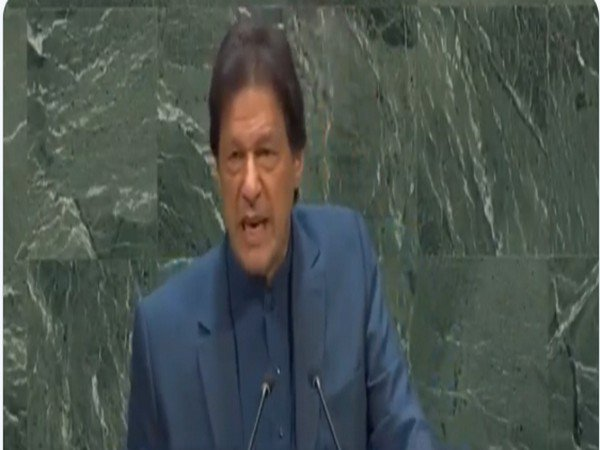 European think-tank calls Imran Khan's speech at UNGA 'unmistakable bluster'