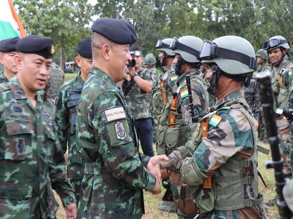 India, Thailand conclude 'Maitree' military exercise
