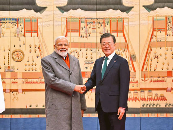 PM Modi speaks to South Korea's President Moon Jae-in, discusses diversification of international value chains
