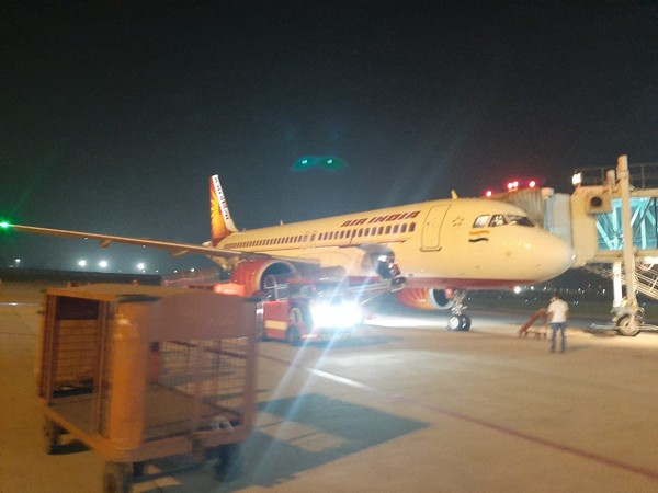 Air India brings home 144 stranded Indians from Ukraine