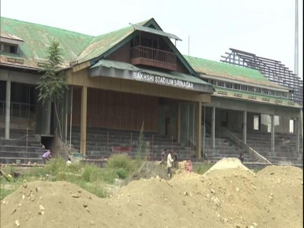 J-K: Construction of Srinagar's international football stadium in full swing