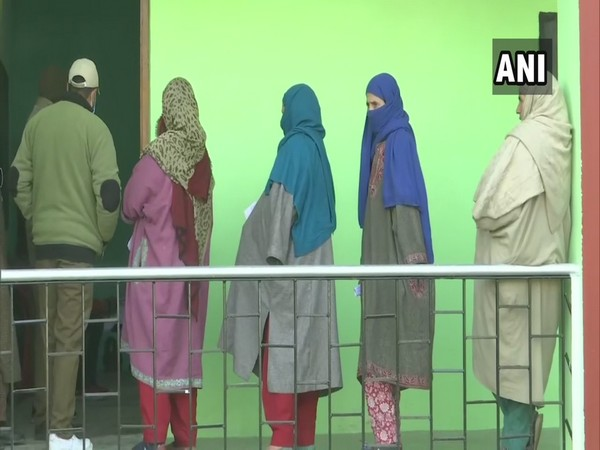 22.12 pc votes polled till 11 am across J-K in DDC elections