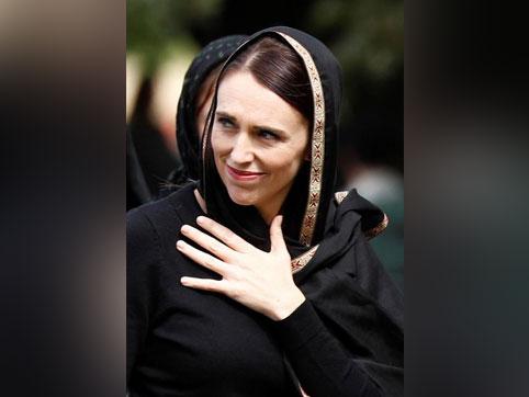 UAE thanks New Zealand PM Jacinda Ardern