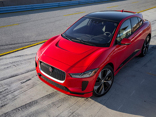 European Car of the Year 2019: Jaguar's all-electric I-Pace model wins prestigious prize