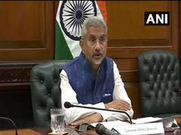 Jaishankar discusses issues related to security with French counterpart