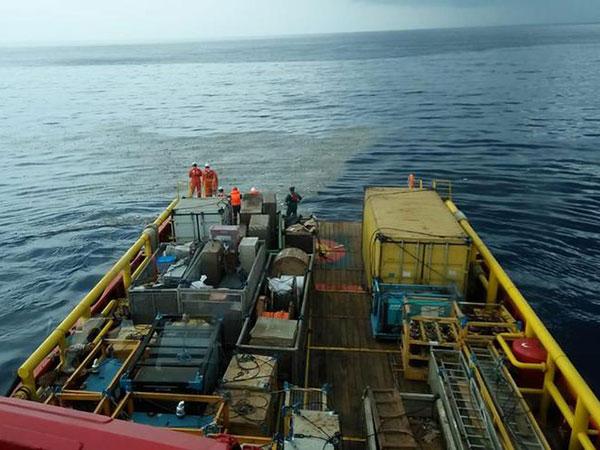 Pertamina exports first 4,000 barrels of SF-05 drilling mud to Algerian subsidiary