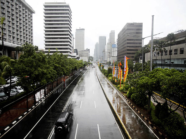 Central Jakarta thoroughfare to be closed during city's anniversary