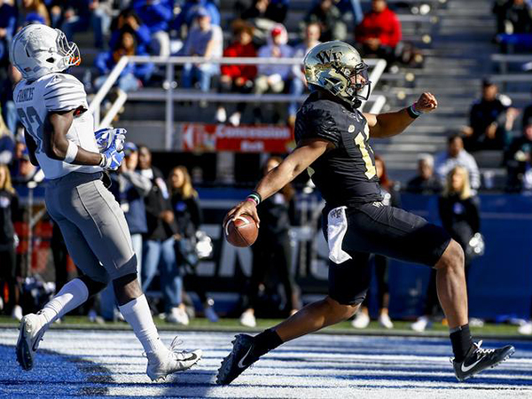 Heartbreak in Birmingham as the Tiger lose late to Wake Forest
