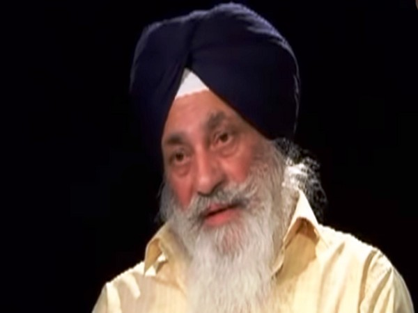 Jaswant Singh Thekedar, The founder of Dal Khalsa and UK-based Sikh separatist leader.