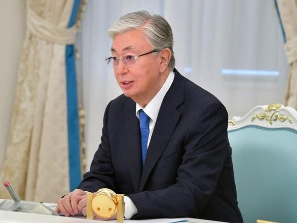 Kazakh President Kassym-Jomart Tokayev (File pic)