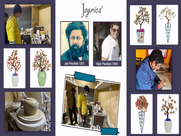 Joyrica - The emerging e-commerce for Vedic Home Decor