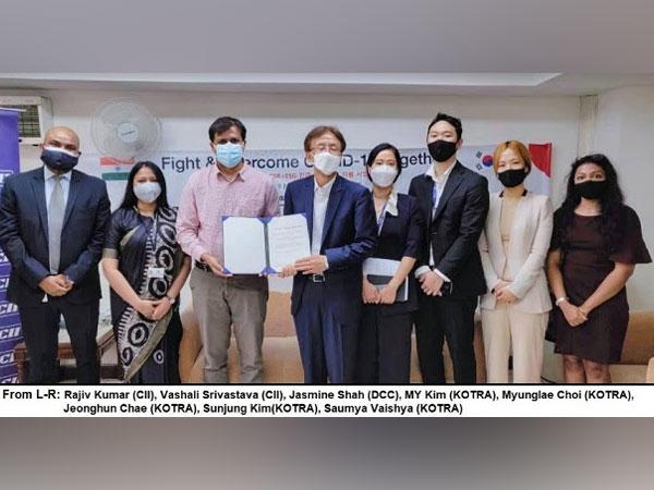 Korean companies, KOTRA, CII help Delhi Government prepare for 3rd COVID Wave in India