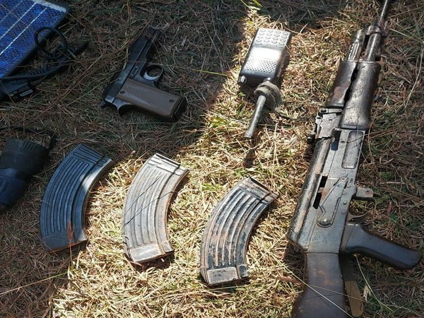 Terrorist hideout busted in J-K's Poonch, arms and ammunition recovered