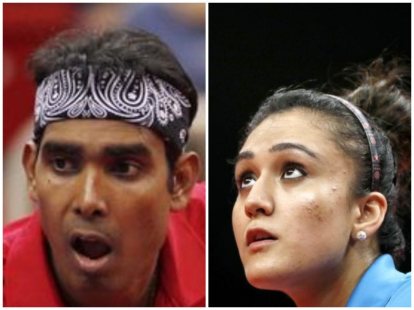 Asiad TT: Sharath, Manika settle for bronze in mixed doubles