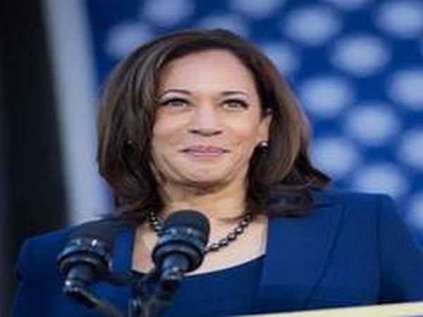 Democratic Vice President Nominee Kamala Harris