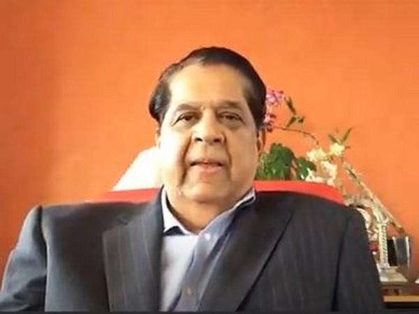KV Kamath while addressing the CII India@75 Summit on Saturday