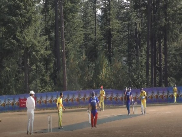 Unity Cricket Tournament organized by Army concludes in North Kashmir