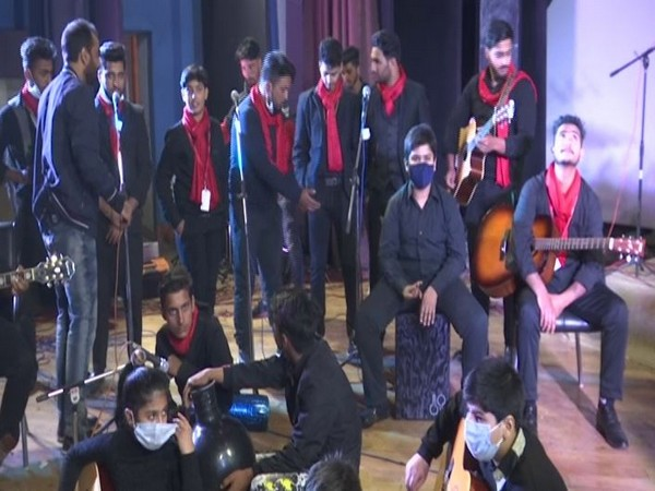 Music concert organised to raise awareness regarding drug addiction in J-K's Srinagar