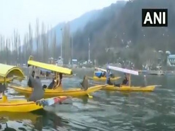 Second batch of foreign envoys enjoy Shikara ride on Dal Lake, will meet civil societies, political leaders