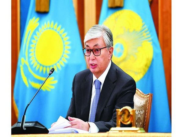 Covid-19 has changed human lives, but we must not stand still, says Kazakh President Tokayev